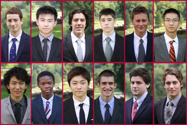 Prefect candidates share their thoughts